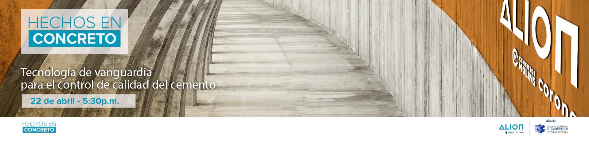 calidad del cemento